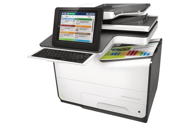 Introducing the HP PageWide Pro Enterprise Series