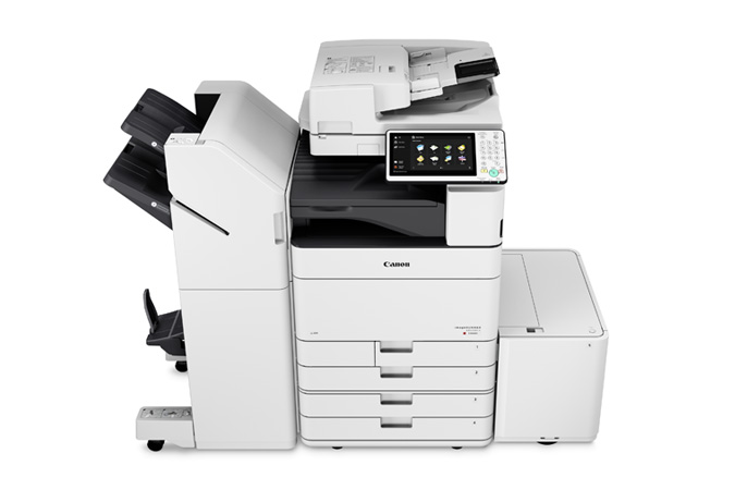 Canon ImageRUNNER ADVANCE C5500 Series Image Quality